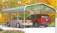 Metal Carports from Alan's Factory Outlet