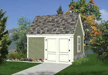 Backyard Buildings: Plans, Kits and Prefab Designs