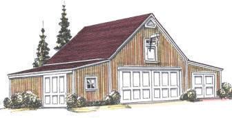 walnut valley car barn plans