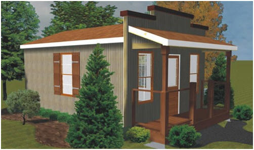 Old west storefront style shed plans for Old style barn plans