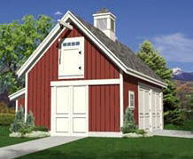 Small Pole-Barn Plans