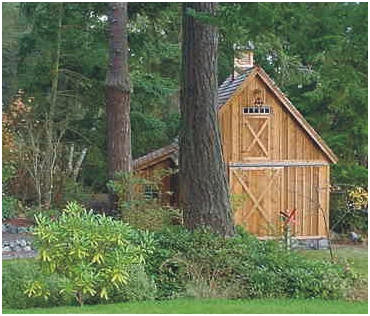Candlewood Mini-Barn Building Plans