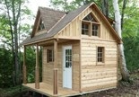Cabin and Bunkie Plans