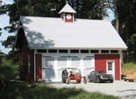 Country Car Barn Building Plans