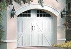 Coach House Style Overhead Garage Doors