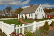 Cape Cod Home and Barns
