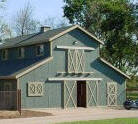 October 2014 nanda for House barn combo plans