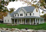 New England Farmhouse Design