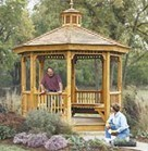 DIY Gazebo Building Plans