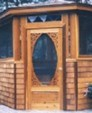 Gazebo Woodwork