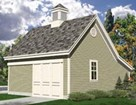 Garage Kits » Garage Designs - Pole Barns » APB Pole Buildings