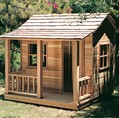 Play Cabin Building Plans