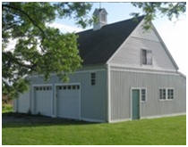 Post-Frame Garage/Barn Plans