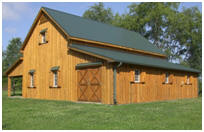 All-Purpose Pole Barn