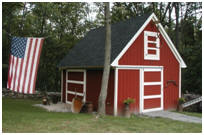 Mini Pole-Barn