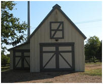 Texas Mini Barn and ATV Garage