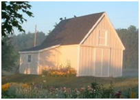 Flower Farm Pole-Barn