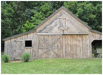 Tennessee Backyard Pole Barn