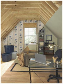 Barn Loft Office