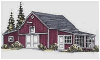 Barn, Workshop and Potting Shed Plans