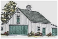 Pole-Frame Garage, Shop and Shed