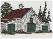 Car and Tractor Pole-Barn Plans