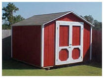 Do it Yourself Shed Building Plans from Backyard3.com