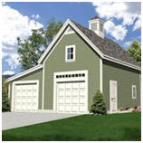 Instant Download Garage Plans - Get dozens of sets of construction plans for all types of garages for just $29 today.