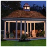 Gazebos at Fifthroom.com