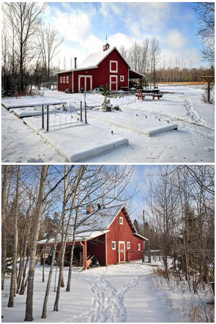 Customers' Small Pole-Barn Plans