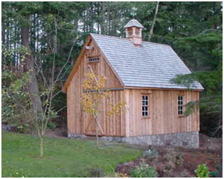 Barn Plans, Country Garage Plans and Workshop Plans on greenhouse designs, house barn combo plans, garden shed greenhouse plans, greenhouse made out of old windows, potting shed greenhouse plans, backyard greenhouse shed plans, shed with greenhouse plans,