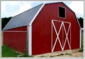 Build Your Own Steel Barn - Find DIY Barn Building Kits at AbsoluteRV.com