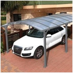 Durable polycarbonate carports and patio roofs by Palram at Amazon.com