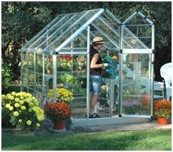 Durable Polycarbonate Hobby Greenhouse Kits by Palram are on Sale at Amazon.com