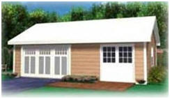 Instant download workshop, auto shop, wood shop and studio plans from StorageShed-Plans.com.