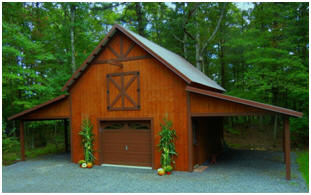 Customers 39 Pole Barn Plans And Country Garage Plans