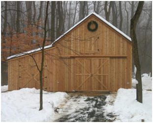 barn style shed plans