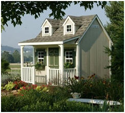 HomeplaceStructures.com offers an amazing selection of kid's playhouses, play cabins, playhouse furniture and playsets.