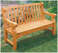 Do-it-yourself garden, porch, patio and deck furniture plans from Rockler.com