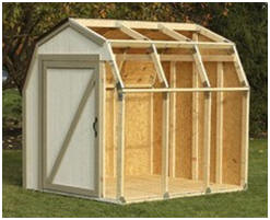 Fast Framing Shed Building Kits at Wayfair.com