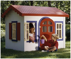 WoodStore.com can help you build a kid's playhouse, children's furniture and wonderful wooden toys. Check out their inexpensive, downloadable, do-it-yourself project plans.
