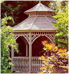 Get do-it-yourself building plans for this elegant Victorian gazebo at WOOD Magazine's WoodStore.net