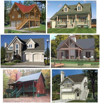Garage plans from america 39 s best house plans for Americas best home builders