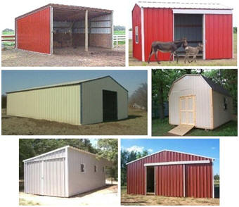 Pole barn and pole frame shed plans for Kit garage 24x40