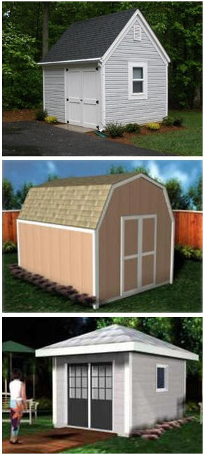 Instant Download Shed Plans