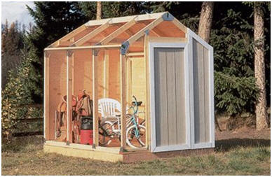Fast Framer Shed Framing Kit at Amazon.com